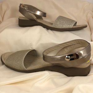 Anne Klein Sport Ankle Strap Sandals